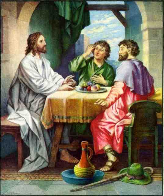 JESUS REVEALS HIMSELF TO DISCIPLES